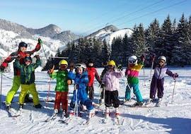 """Skikurs """"Halbtags"""" für Kinder (4-14 Jahre) - Anfänger"""
