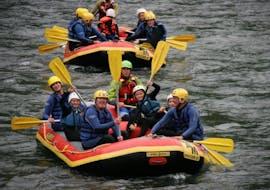 Rafting facile a Flattach - Möll
