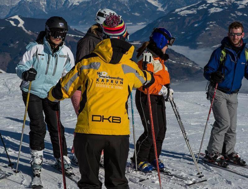 "Privélessen skiën ""Happy Family"" - Alle niveaus"
