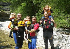 Rafting for the whole Family - Salza