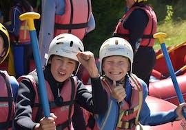 Full-Day Rafting through Ruinaulta on the Vorderrhein with Wasserchraft Ilanz
