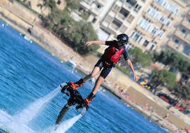 Flyboarding - Spinola Bay