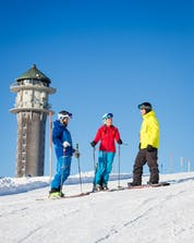 Ski schools in Feldberg (c) Liftverbund Feldberg, Baschi Bender