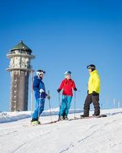 Ski schools in Feldberg (c) Liftverbund Feldberg, Baschi Bender