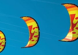 Kitesurfing Lessons for Adults - Beginners