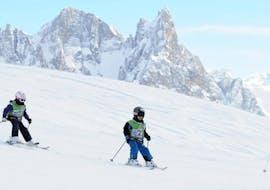 Kids Ski Lessons (5-12 y.) - December