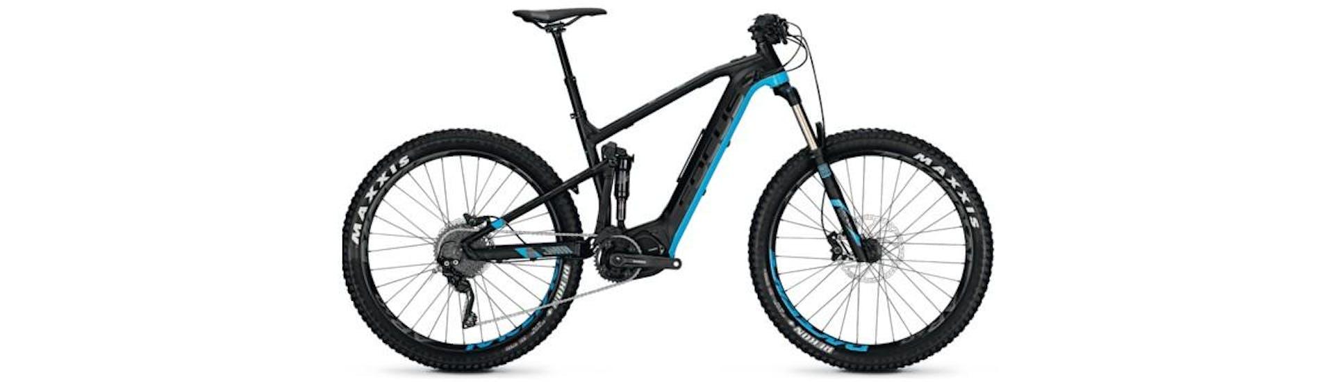 Rental - E-Mountain Bike for Adults