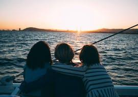 Gita privata in catamarano da Puerto Rico de Gran Canaria con bagno in mare e tramonto con Five Star Gran Canaria