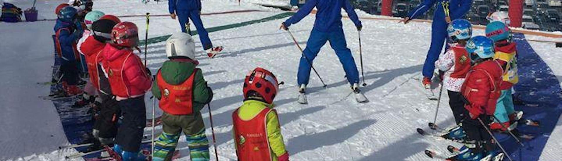 Skikurs für Kinder (ab 4 Jahre) - Nebensaison