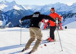 """Privater Skikurs """"Skifahren lernen in 3 Stunden"""""""