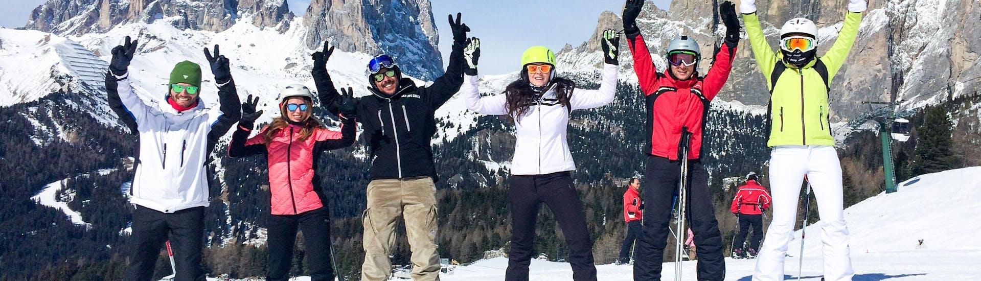 Cours particulier de ski Adultes - Expérimentés avec Omar Bianchi - Hero image