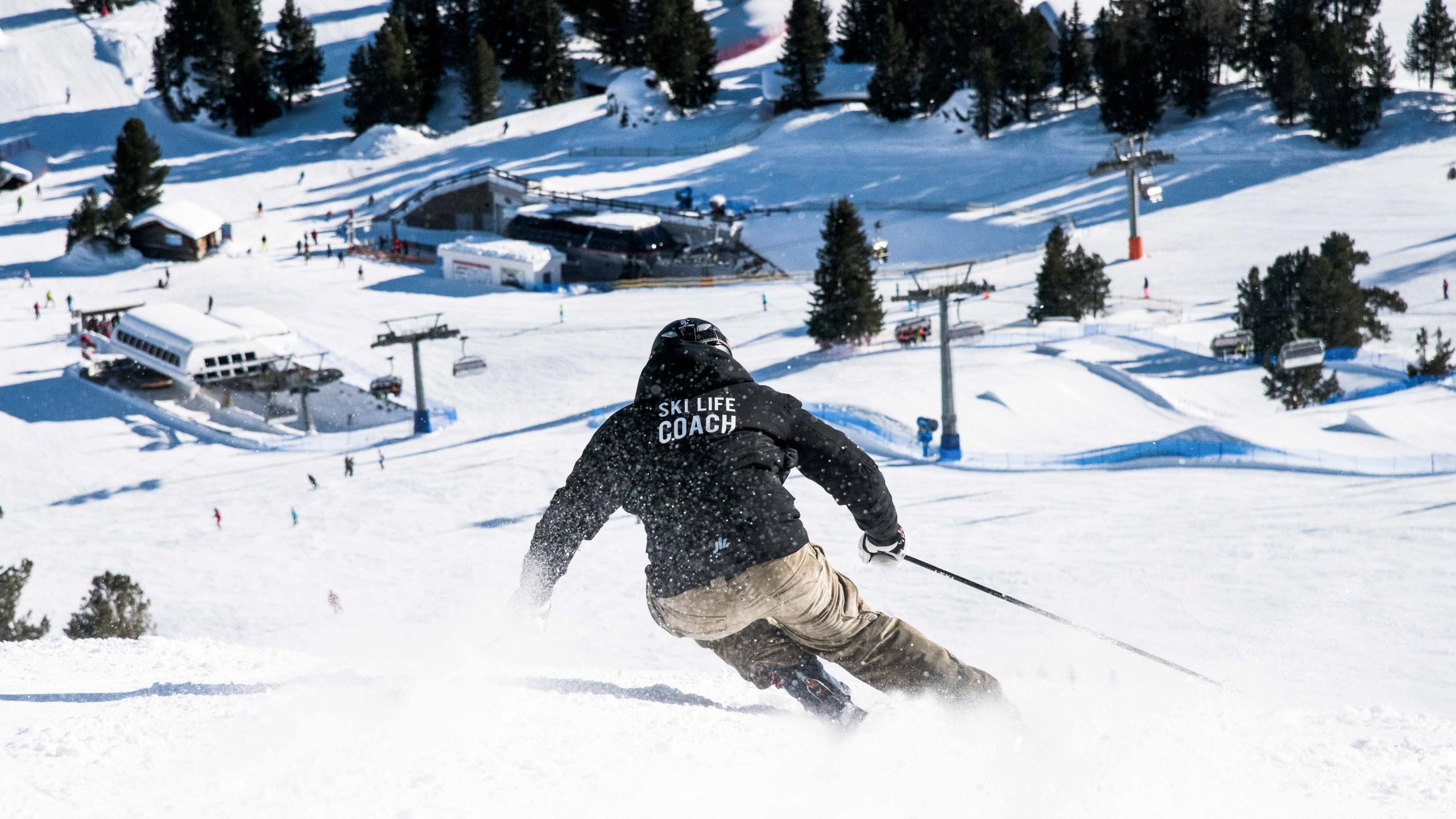 Cours particulier de ski Adultes - Avancé