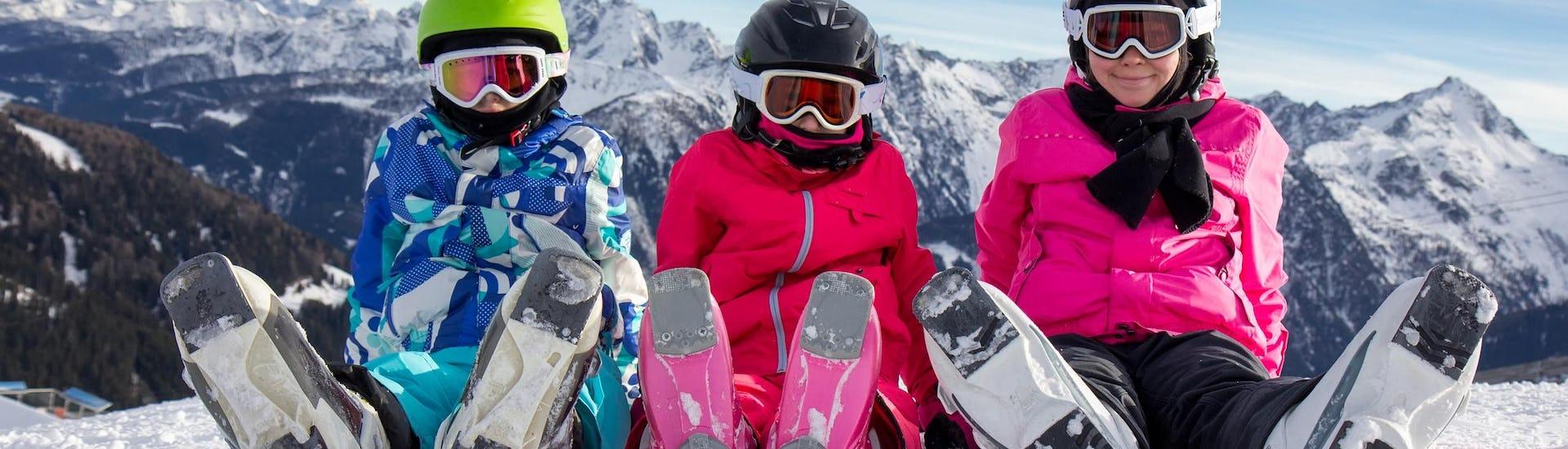 Ski Lessons for Kids (All Ages) - Beginner