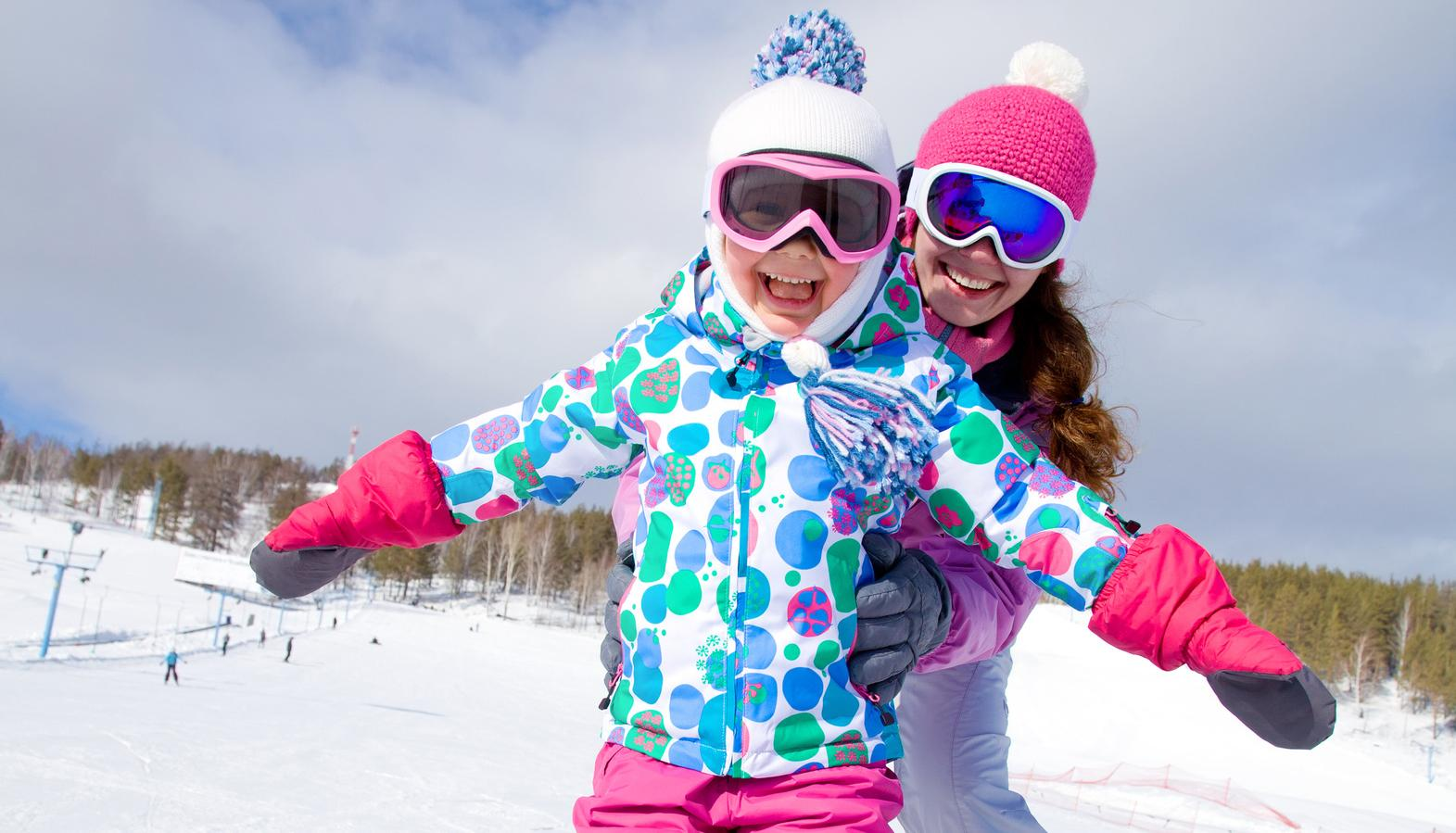 Privé skilessen voor kinderen - vergevorderd