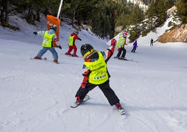 Privé skilessen voor kinderen vanaf 3 jaar voor alle niveaus met Escola d'Esquí Alta Cerdanya