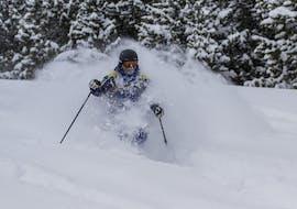 Privé Off-Piste Skiën voor alle niveaus