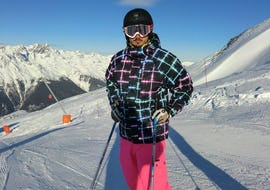 Private Off-Piste Skiing Lessons - Low Season