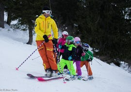 Kids Ski Lessons (4-5 years) - 1st Timer