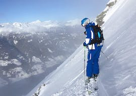 Off-Piste Skiing Lessons for Beginners