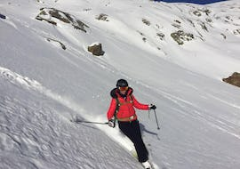 Private Off-Piste Skiing Lessons - Crans-Montana