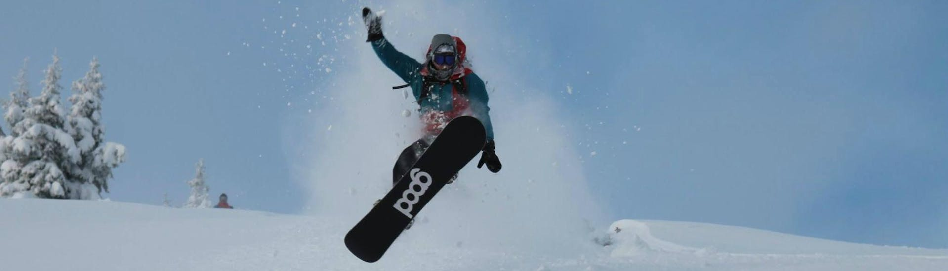 Freestyle Snowboarding Lessons for All Levels with BoardStars Snowboardschule Schladming - Hero image