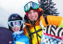 Privater Snowboardkurs für Kinder & Erwachsene aller Levels