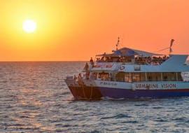 Catamaran Sunset Trip to the Beaches Cala Bassa & Cala Conta