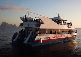 Catamaran Tour at Cala Bassa and Cala Conta with Snorkeling