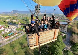"""Balloon Ride """"Traditional"""" with Breakfast & Photos - Vic"""
