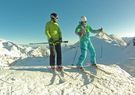 "Ski Instructor Private ""Exclusive"" for Adults - Advanced"
