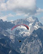 Paragliding Garmisch (c) Pixabay