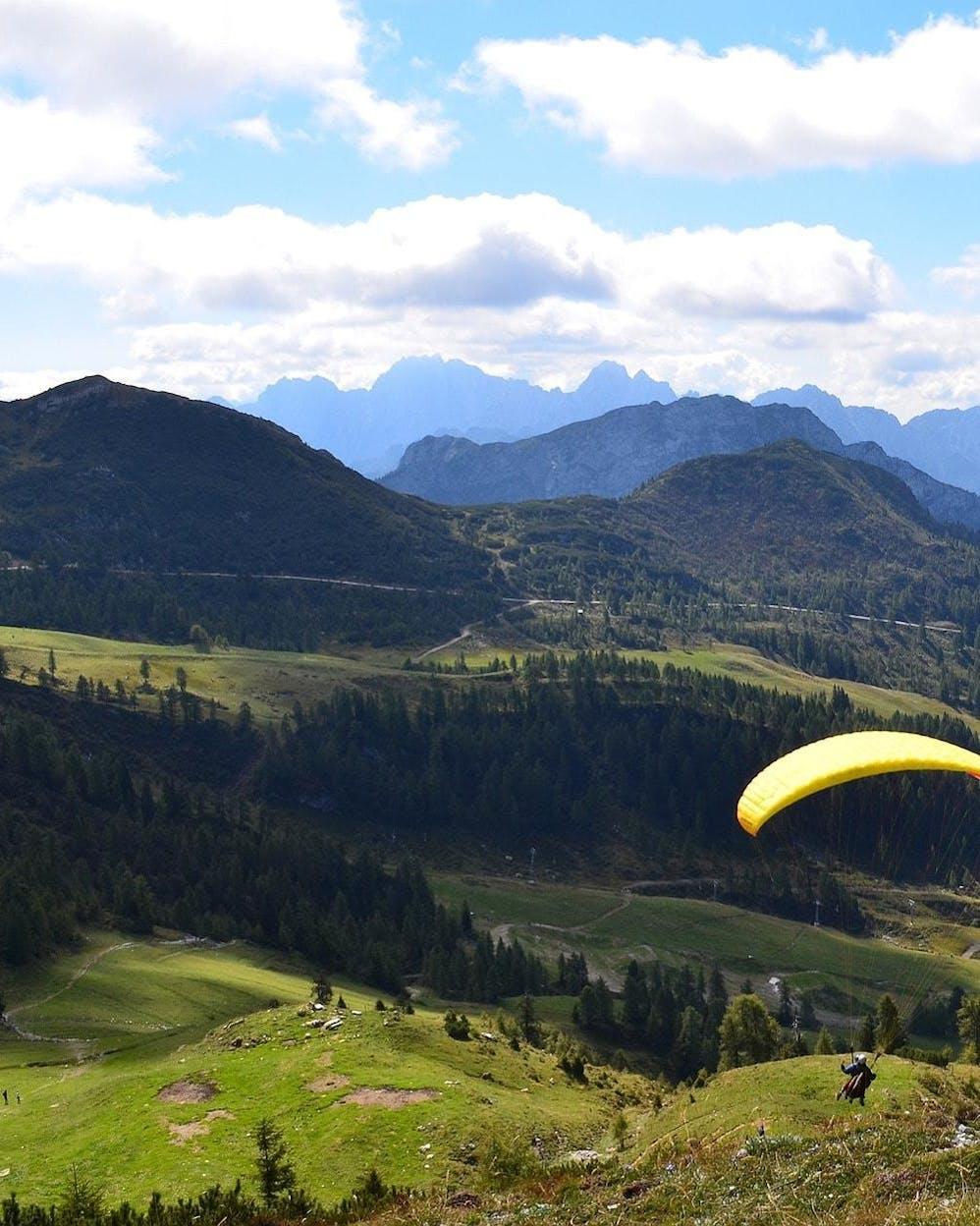 Paragliding Gerlitzen / Villach (c) Pixabay