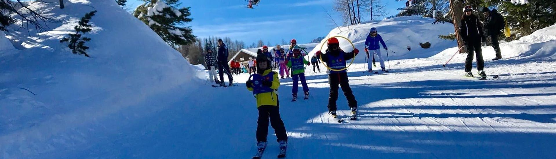 Kids Ski Lessons (5-12 y.) for All Levels - Weekend