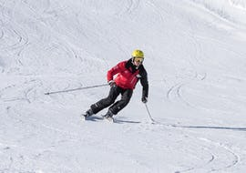 Private Ski Lessons for Adults - All Levels