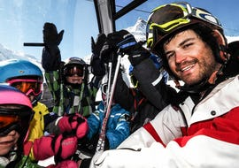 Ski Instructor Private for Kids in Galtür - All Ages