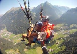 Tandem Paragleiten - Mayrhofen