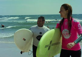 Surf Lessons for Kids & Adults - All Levels