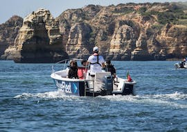 Boat Trip from Lagos to the Caves of Ponta Da Piedade