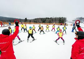 Ski Lessons for Kids (6-15 years) - Group Lesson