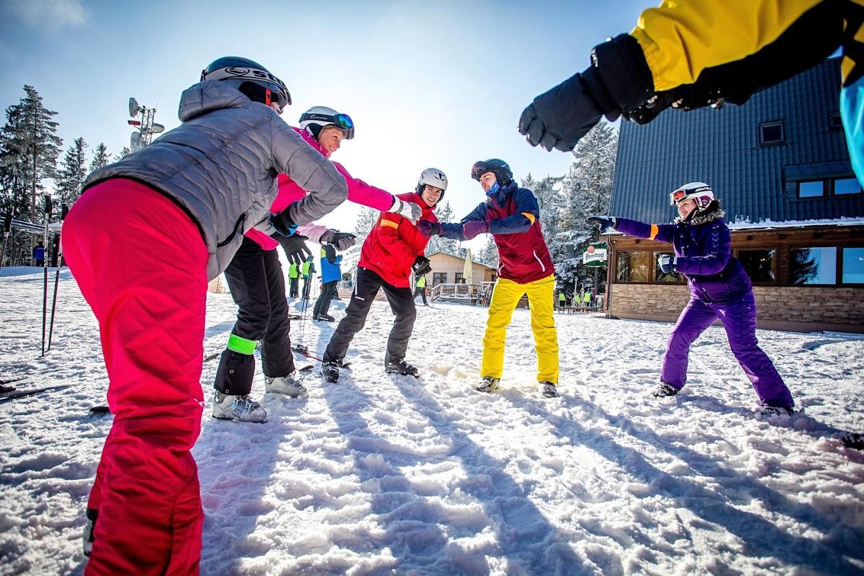 Privé skilessen voor volwassenen vanaf 16 jaar voor alle niveaus