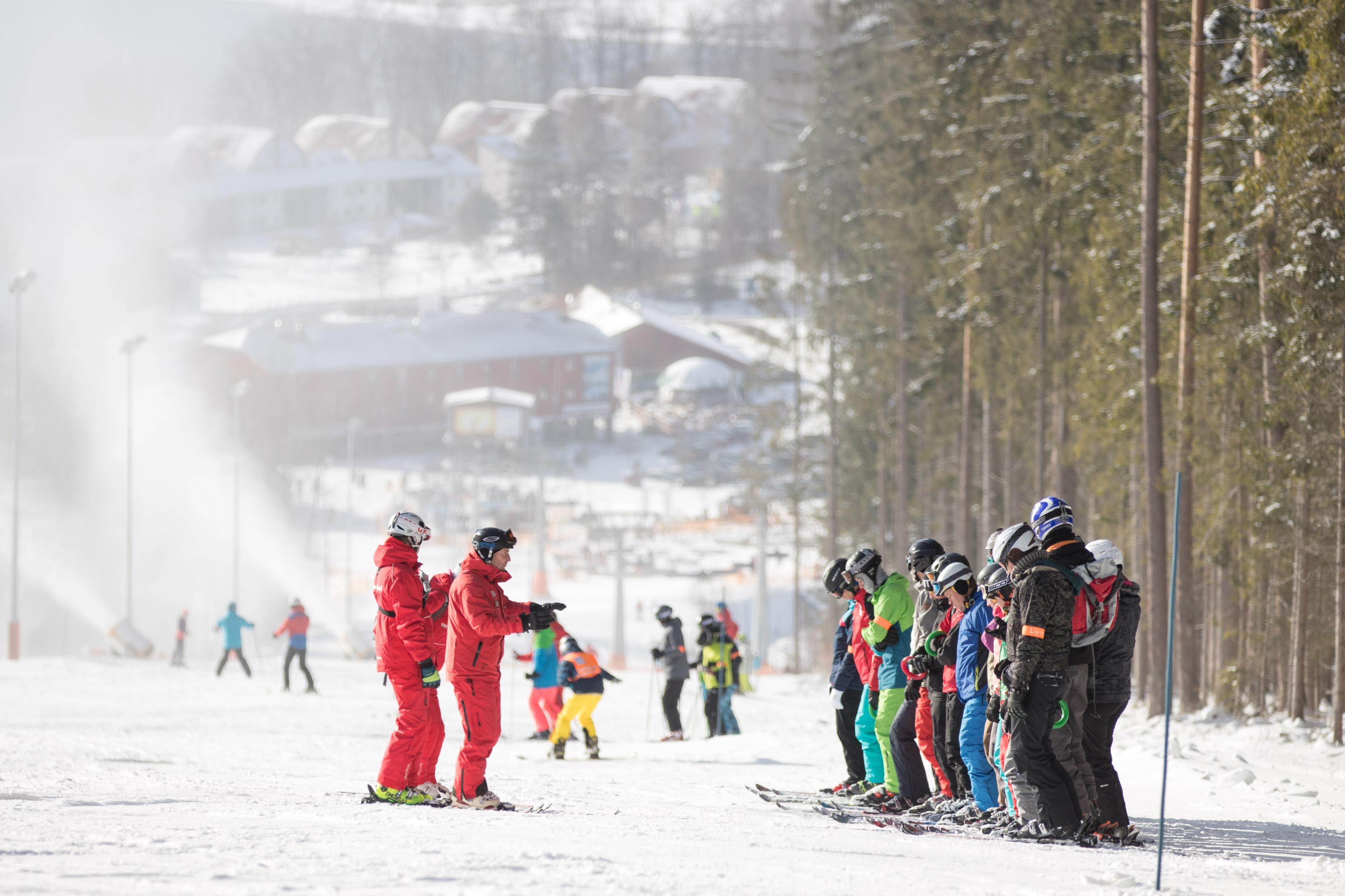 Skilessen voor volwassenen vanaf 16 jaar voor alle niveaus