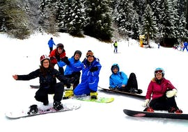 Snowboarding Lessons for Kids & Adults - Low season