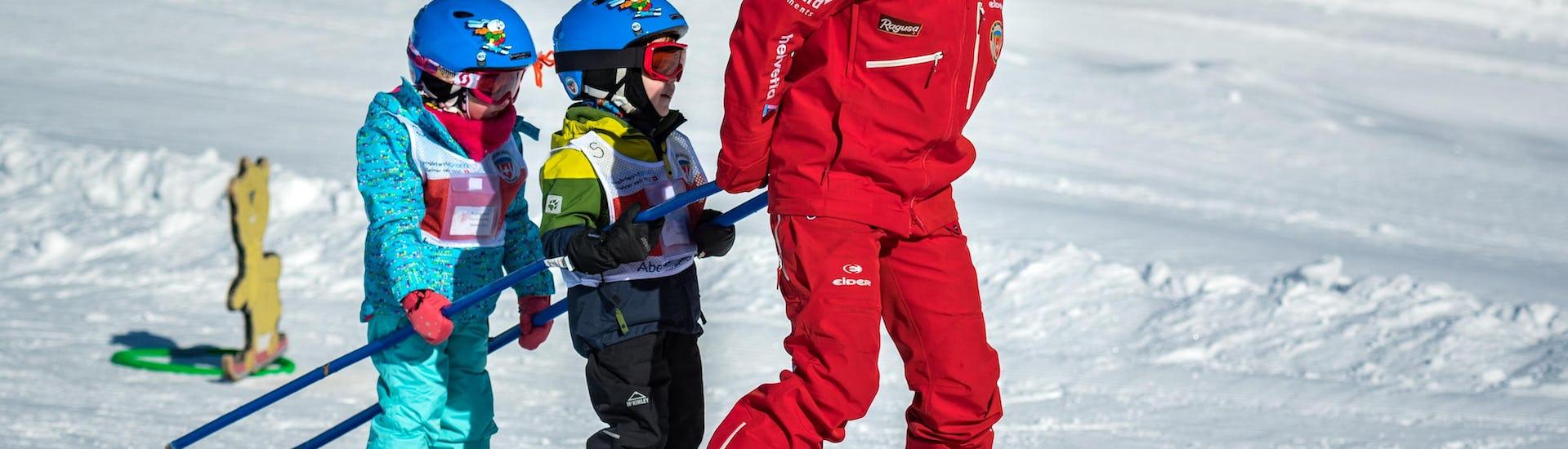 Privater Kinder Skikurs (3-15 J.) - Alle Levels