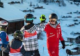 Cours de ski Enfants (6-15 ans) pour Débutants avec École Suisse de Ski Grindelwald