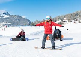Snowboardlessen - vergevorderd