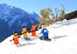 Kleingruppen Skikurs für Erwachsene - Anfänger