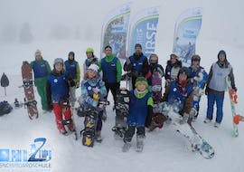 Snowboard Lessons for Kids & Adults - Trial Course
