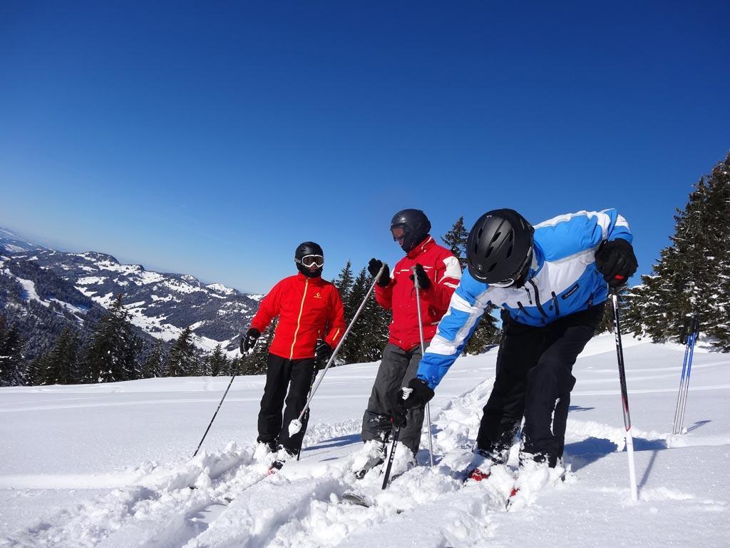Cours de ski Adultes dès 16 ans - Premier cours