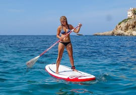 Guided SUP Tour on the Malgrats Islands