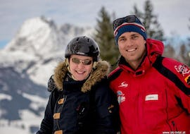 Ski Guiding Private - All Ages & Levels